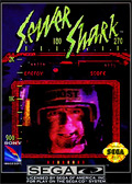 Sewer Shark Sega CD Cover