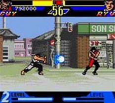 Street FIghter Alpha Game Boy Color Screenshot