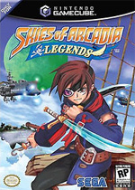 Skies of Arcadia Gamecube