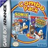 Sonic Pinball Party/Sonic Advance
