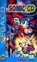 Sonic CD Cover