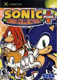 Sonic Mega Collection Cover