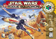 Star Wars Rouge Squadron Box