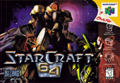 Starcraft 64 Cover