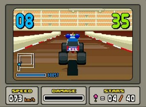 Stunt Race FX Screenshot