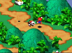 Super Mario RPG Screenshot