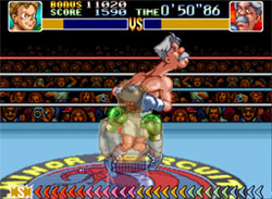 Super Punch Out SNES Screenshot