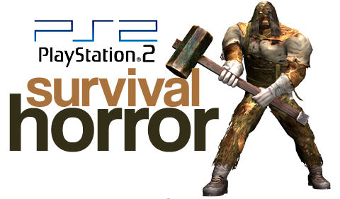 Survival Horror on PS2