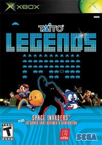 Taito Legengs Cover