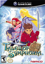 Tales of Symphonia Gamecube