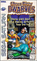 Three Dirty Dwarves Cover