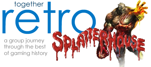 Together Retro: Splatterhouse