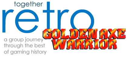 Together Retro: Golden Axe Warrior