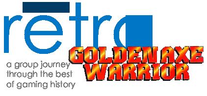 Together Retro: Golden Axe Warrior