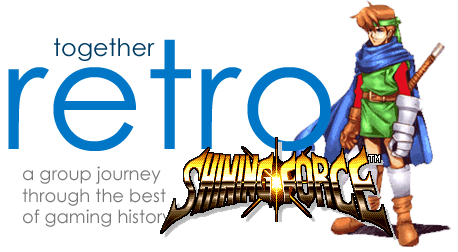 Together Retro: Shining Force