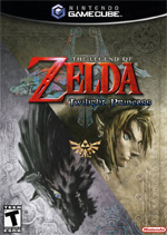Twilight Princess Gamecube