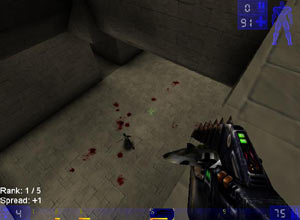 Goldeneye Unreal screenshot