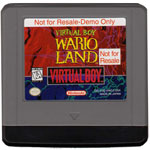 Wario Land Demo Cart