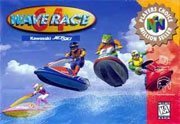 Wave Race 64 Box