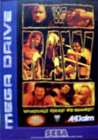 WWF Raw Japan Megadrive