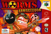 Worms Armegeddon Cover