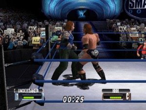 WWF Screenshot