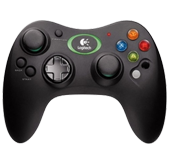 Logitech Wireless Xbox Controller