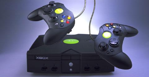 Retro Xbox Console Xbox Console And Controllers