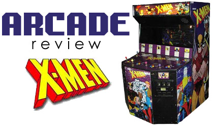 Arcade Review - X-Men Arcade