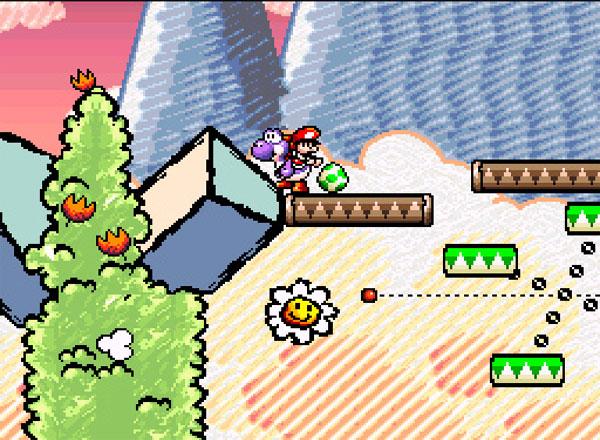 Super Mario World  Yoshi S Island Bosses