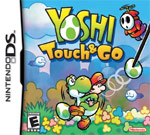 Yoshi Touch and Go DS Cover