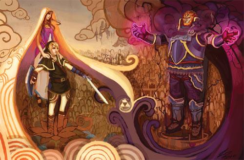 """""""Zelda"""" by FantasyAce"""