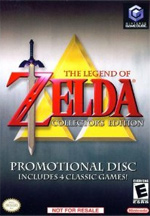 Legend of Zelda Collectors Edition Gamecube