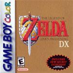 Zelda Link's Awakening DX Box
