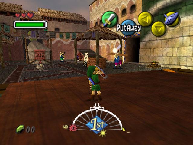 The Legend of Zelda: Majora?s Mask
