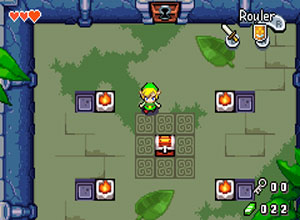 Legend of Zelda: Minish Cap Screenshot