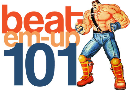 All About Beatemup Games