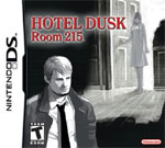 Hotel Dusk DS Cover