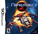Nanostray 2 DS Cover