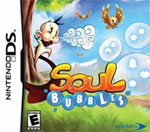 Soul Bubbles DS Cover
