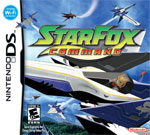 Starfox Command DS Cover