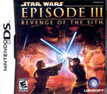 Star Wars: Revenge of the Sith DS Cover