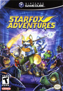 Star Fox Adventure Cover