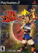 Jak and Daxter Cover