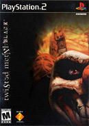 Twisted Metal Black Cover