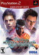 Virtua Fighter 4 Cover