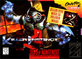 Killer Instinct Cover