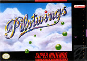 Pilotwings Cover