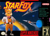 Star Fox Cover