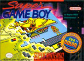 Super Game Boy Cover
